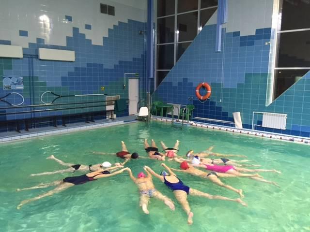 Марьино бассейн для беременных 244